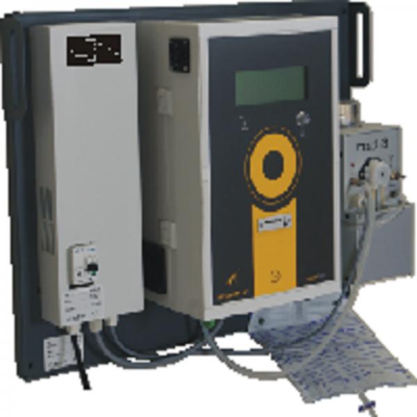 analizador para medición continua de gases
