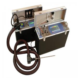 Analizador portátil de gases de combustión