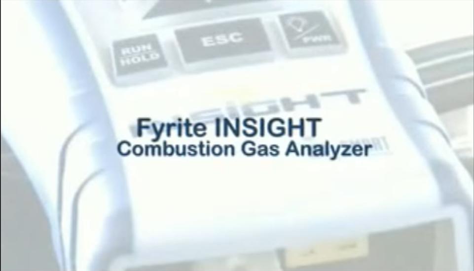 Analizador de gases fyrite