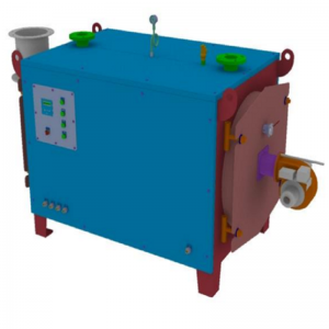 Calentador de agua industrial