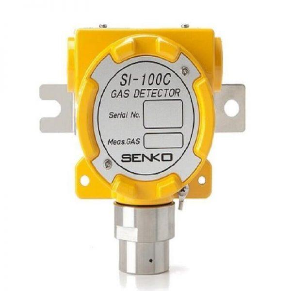 detector de gas fijo