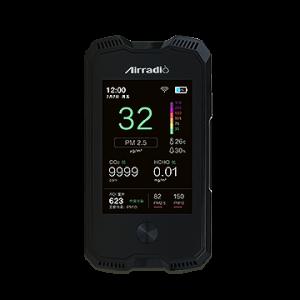 Monitor de calidad de aire a6