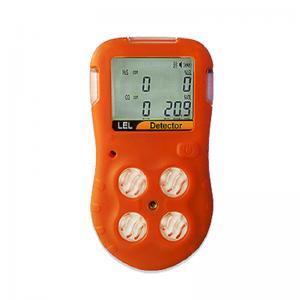 detector de gas portatil