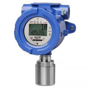 detector de gas portátil olct 200