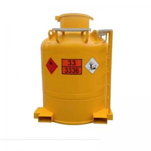 tanque de odorante